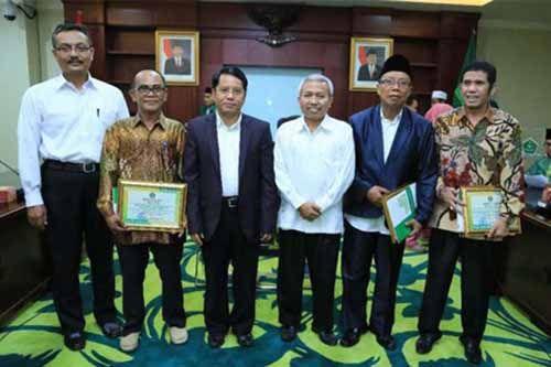 Kemenag Buka Seleksi Beasiswa dan Nonbeasiswa Program S1 Timur Tengah, Ujian Ada yang Dilaksanakan di UIN Suska Riau