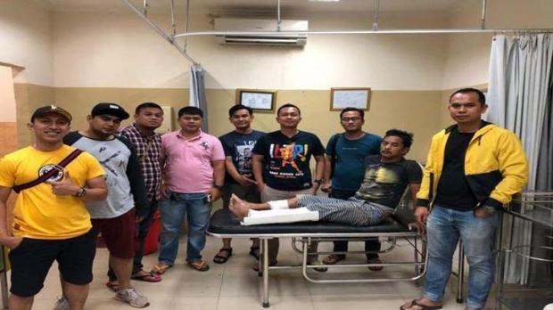Sempat Sembunyi di Pekanbaru, Tahanan yang Kabur dari Sel Polresta Ini Balik Lagi ke Palembang