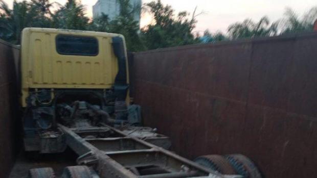 Kawanan Pencuri Gagal Raup Untung Besar karena Keburu Dibekuk Polisi sebelum Jual Truk Curian ke Lampung