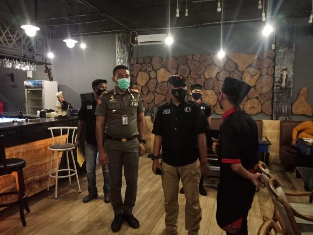Satpol PP Dikerahkan Awasi Protokol Kesehatan di Riau