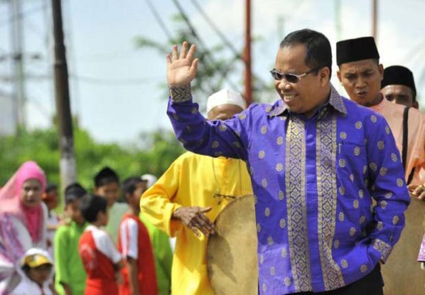 Ketua DPW PAN Riau Isyaratkan Tinggalkan Politik dan Pemerintahan demi Kejar Gelar Doktor
