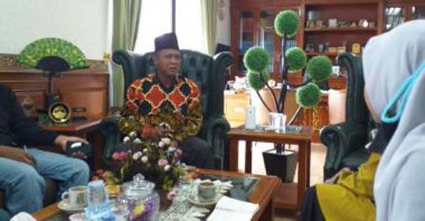 Dituding Macam-Macam oleh Anggota DPR RI Achmad, Rektor UIN Suska Riau: Itu Fitnah!