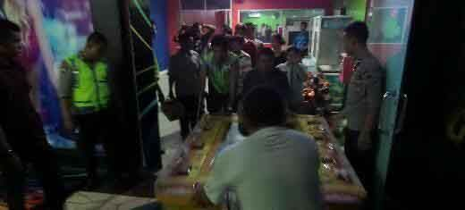 Usai Gerebek Lokasi Judi Gelper di <i>City Game Center</i> Pasar Bawah Pekanbaru, 13 Orang Diperiksa Polisi
