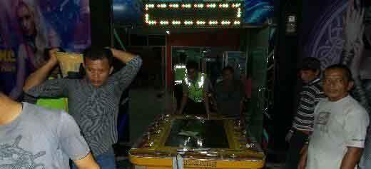 Disinyalir Berbau Judi, <i>Voucher</i> di Gelper <i>City Game Center</i> Pasar Bawah Pekanbaru Bisa Ditukar Uang Tunai