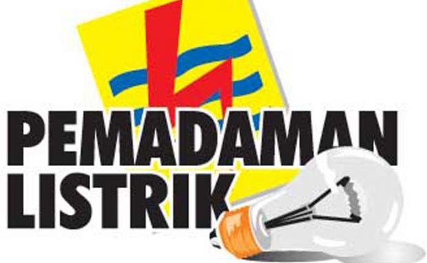 PLN Lakukan Pemadaman Selama 4 Hari di Pekanbaru, Pukul 08.00 - 12.00 WIB, Cek di Sini Daftar Lokasinya....