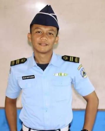 Seorang Remaja Pangkalanbatang Barat Bengkalis Menjadi Korban Kebakaran di Tembilahan