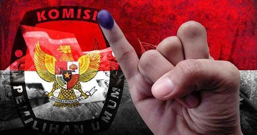 Aziz Zaenal-Catur Menang Usai Pemungutan Suara Ulang di TPS 3 Kumantan Kabupaten Kampar