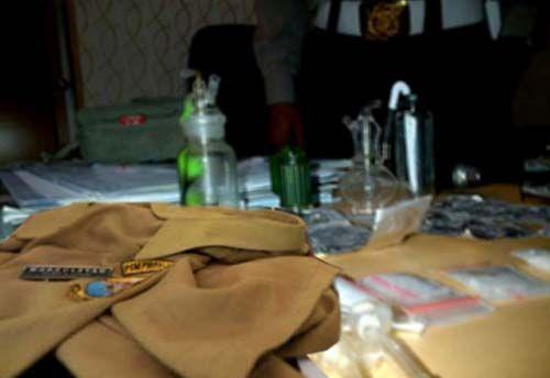 Oknum Pegawai Honorer di Kota Dumai Diamankan Polisi karena Diduga Terlibat Narkoba