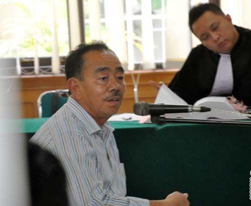 Mantan Bupati Bengkalis Herliyan Saleh Divonis 6 Tahun Penjara dalam Kasus Korupsi Dana Penyertaan Modal Pemkab ke PT BLJ