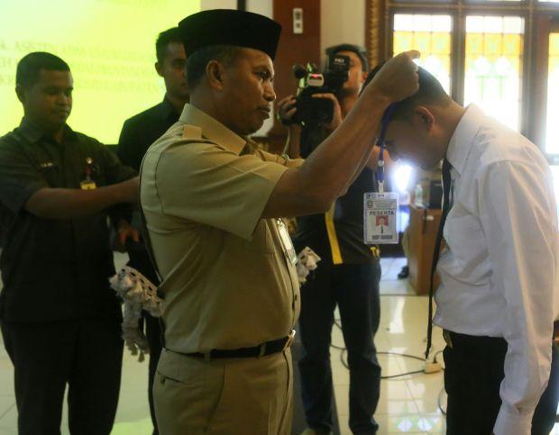 83 Orang CPNS Kabupaten Siak Ikut Pelatihan Dasar
