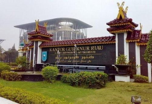 Masih Berseragam ASN, Pejabat Dispora Riau Meninggal Dunia Saat Memimpin Rapat di Kantor Gubernur