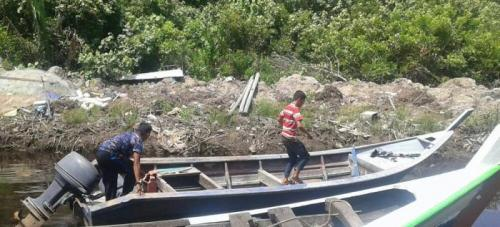 Polda Riau Kembali Sita Aset Eri Jek, Si Tersangka Kasus 40 Kg Sabu dan 160 Ribu Butir Ekstasi