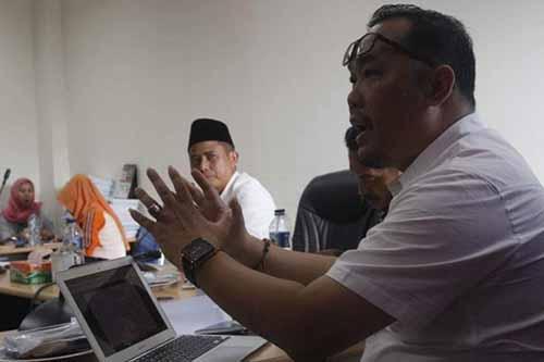 Dewan Ingatkan Seluruh Pemangku Kebijakan di Inhil Lakukan Pembinaan Qari/Qariah