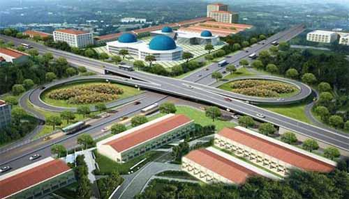 Megaproyek Jalan Lingkar Luar Pekanbaru Berbiaya Rp400 Miliar yang Tertunda Akan Dilanjutkan dengan APBD 2018