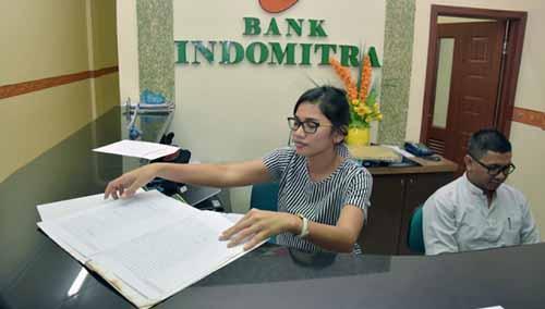 Izinnya Dicabut OJK, Ternyata Sejak 4 November 2016 PT BPR Indomitra Mega Kapital Pekanbaru dalam Status Pengawasan Khusus