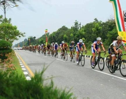 <i>Tour de Siak</i> 2018: Pembalap Berpacu Raih Poin UCI