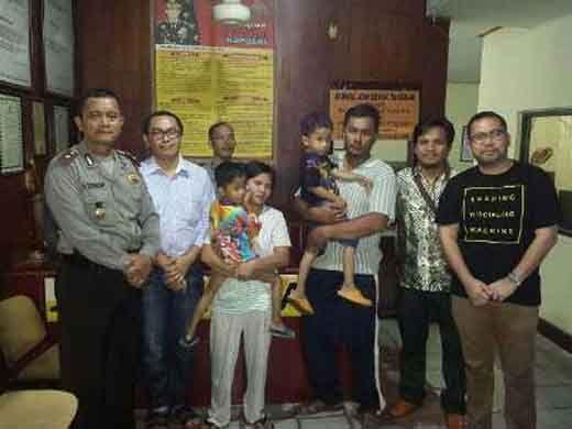 Sempat Hilang Diduga Diculik Sopir Angkot, Bocah 4 Tahun Ini Ditemukan Terlunta-lunta di Jalan Yos Sudarso Pekanbaru
