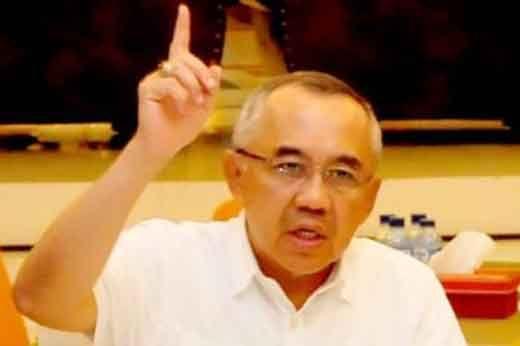 Arsyadjuliandi Rachman Peringatkan Jajarannya: Jangan Coba-coba Catut Nama Gubernur Riau!