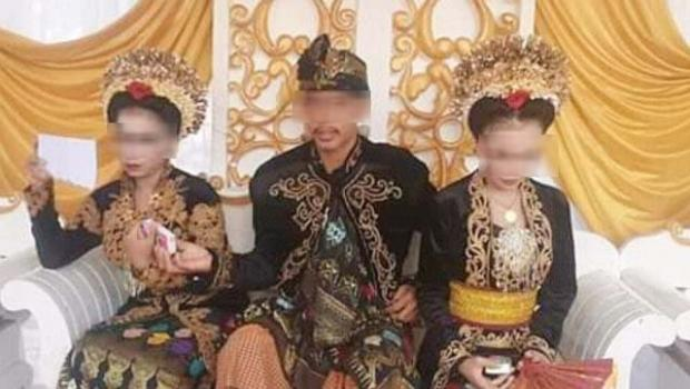 Siswa SMK di Lombok Menikah Dini dengan 2 Gadis Sekaligus dalam Waktu Kurang dari 1 Bulan, Ibunya Kaget dan Pingsan