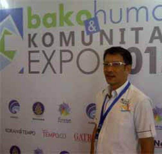 Biro Humas Setdaprov Riau Ambil Bagian pada Anugerah Media Bakohumas