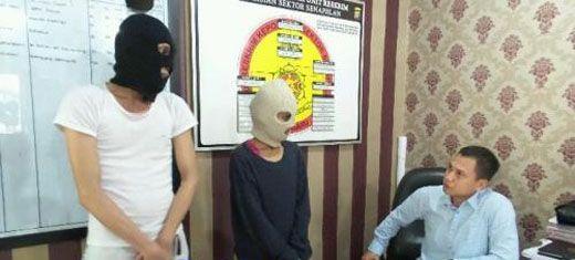 Buron Kasus Pengeroyokan, Ayah 4 Anak Ini Malah Tertangkap Pesta Sabu dengan Selingkuhannya di Hotel Majestik Pekanbaru