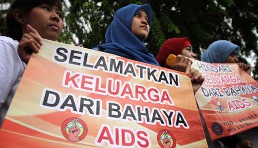 29 Warga Pelalawan Meninggal akibat HIV/AIDS