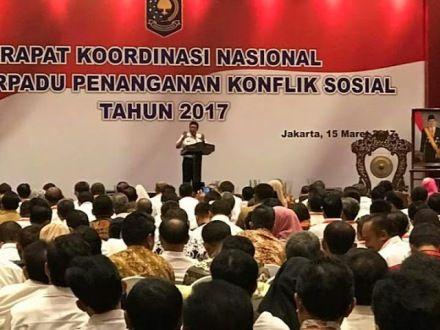 Riau Ternyata Belum Bentuk Tim Terpadu Penanganan Konflik Sosial