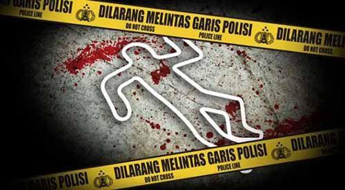 Motif Kematian Toke Barang Harian di Jalan Lintas Pekanbaru-Bangkinang Simpang Siur, Ditembak atau Disabet Benda Tajam?
