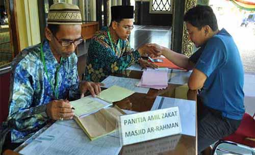 Ini Besaran Zakat Fitrah Tahun 2017 di Kota Pekanbaru