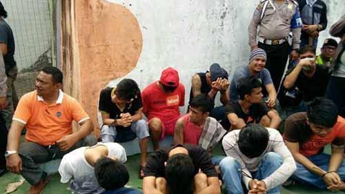 Tak Tenang Hidup Diburu, Tahanan Kabur Rutan Sialangbungkuk Pekanbaru Menyerahkan Diri