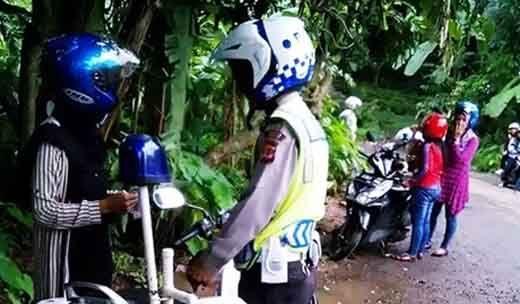 15 Polisi di Riau Ditangkap Propam karena Pungli