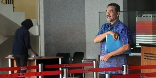 KPK Panggil Mantan Mendagri Gamawan Fauzi Terkait Kasus Korupsi Pembangunan Gedung IPDN