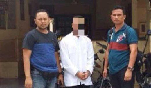Sebulan Buron, Pekerja Warung Nasi Goreng Penikam Mahasiswa hingga Tewas Dibekuk Polisi Pekanbaru di Bogor