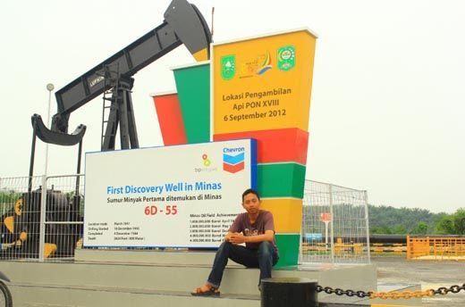 Melihat Lebih Dekat Lapangan Migas Terbesar se-ASEAN di Minas Siak