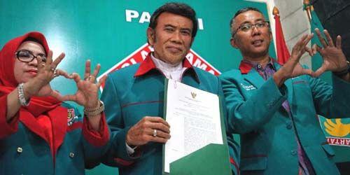 Kepengurusan Partai Idaman Inhil Sudah Terbentuk, Ketuanya Effendi