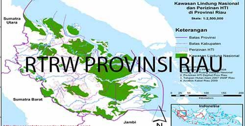 Penyelesaian RTRW Riau Tunggu Arahan KPK