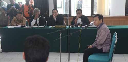 Pernah Bolak-balik ke KPK sebagai Saksi Kasus Korupsi PON Riau, Skandal Papa Minta Saham dan Sekarang Terseret Proyek <i>E-KTP</i>, DPR Sebaiknya Jangan Dipimpin Novanto