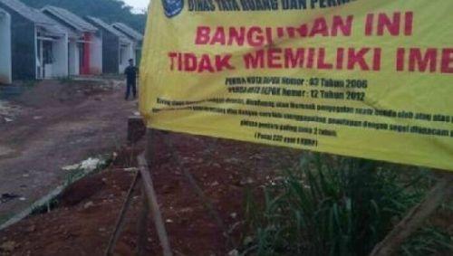 Perusahaan Unit Bisnis Asian Agri di Pelalawan Menunggak IMB Rp1 Miliar