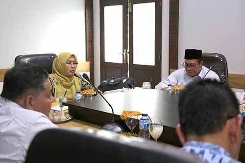 Ada Tawaran Menarik dari Pemprov Riau, PMI Inhil Usulkan Program Prioritas