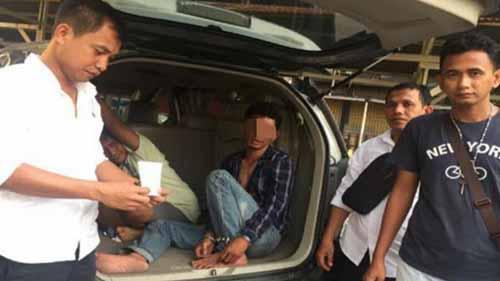 Polisi Bekuk Begal yang Beraksi di di Stadion Utama Riau dan Mengaku Anggota Ormas
