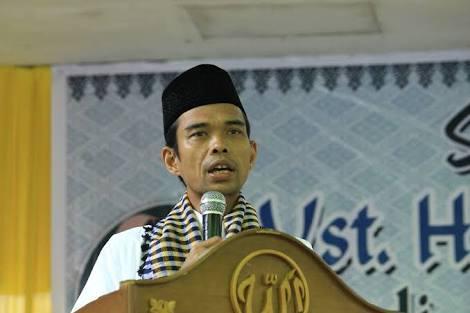 Tak Masuk Daftar 200 Mubalig Kemenag, Ini Kata Ustaz Abdul Somad