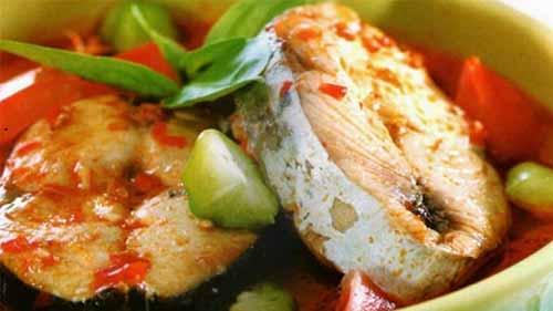 Kalau Sudah Makan dengan Asam Segar Ikan Cuka Khas Riau Ini, Dijamin Pasti Nambah