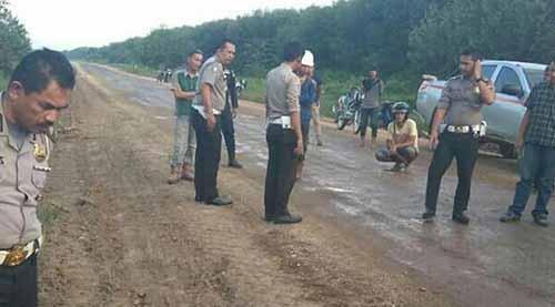 Duh, Perbaikan Jalan Rusak Tidak Tuntas Jelang Arus Mudik 2017, Penyebabnya Pemprov Riau dan Kementerian Tak Miliki Lengkap Jalanan Mana Saja yang Rusak