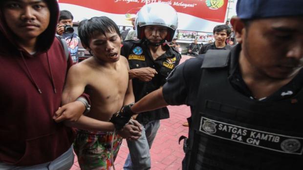 Polda Riau Masih Berjibaku Kejar 137 Tahanan yang Kabur dari Rutan Sialangbungkuk Pekanbaru