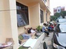 tuntut-kejelasan-status-116-imigran-di-pekanbaru-mogok-makan