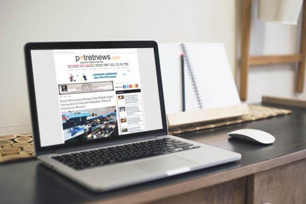 Koran Online <i>potretnews.com</i> Mulai Tempati Kantor Baru di Tenayanraya, Insya Allah Diresmikan Usai HPN 2018