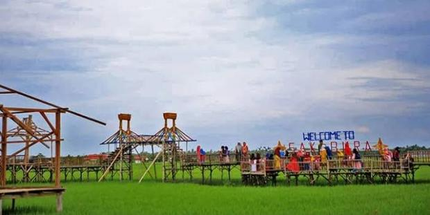 Sakabura, Destinasi Wisata Kece di Siak yang <i>Instagramable</i>