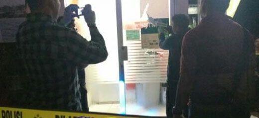 Polisi Amankan CCTv ATM BNI Selatpanjang yang Dirusak Orang Tak Dikenal