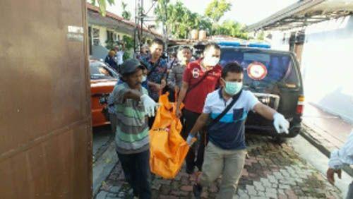 Warga Geger, Notaris Ditemukan Tewas Tergeletak di Kamarnya Jalan Thamrin Pekanbaru