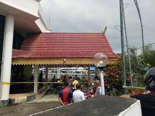 OJK Mengaku Belum Terima Laporan Ledakan Bom Molotov di Kantor Bank Riaukepri dan BNI Tembilahan Inhil